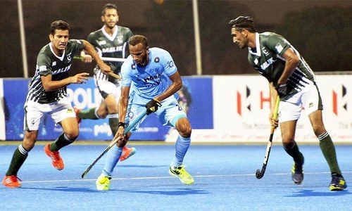 Asia Cup: India survive Pakistan scare, top pool A with 3-1 victory