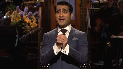 4 best wisecracks from Kumail Nanjiani's SNL debut performance