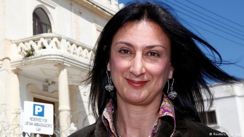 Panama Papers journalist killed in Malta car bomb