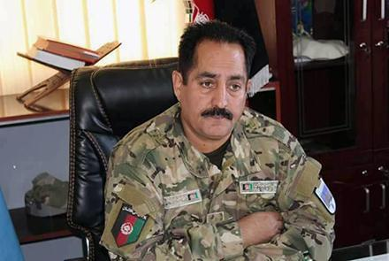 Paktia police chief among 32 killed in attacks on Afghan police centre