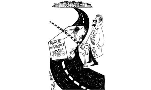Cartoon: 18 October, 2017