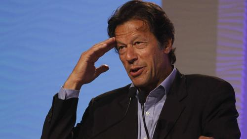 PTI struggling to end status quo, claims Imran
