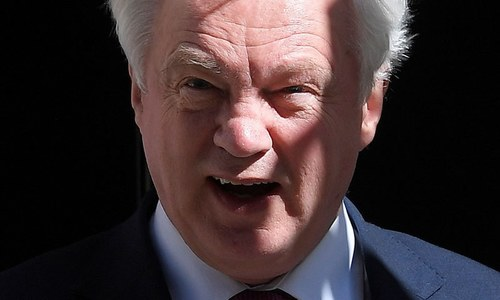 Britain and EU clash over Brexit 'time pressure' claim
