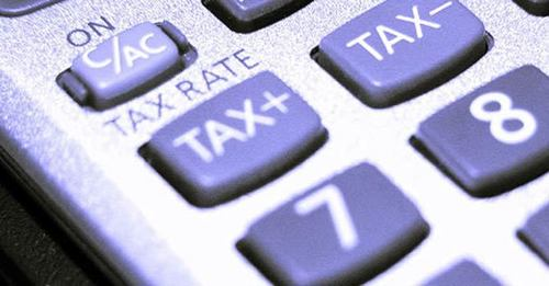 Law lacks mode of service of tax notices