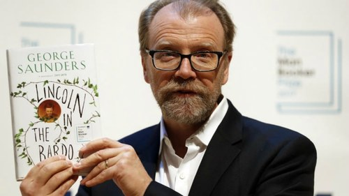 George Saunders' Lincoln in the Bardo wins Booker prize
