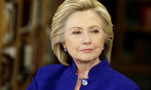 Hillary slams Trump's 'dangerous' war of words with N. Korea