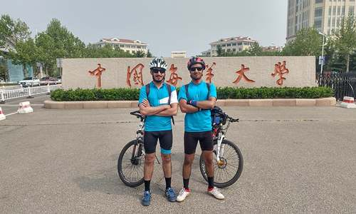 What a 1000-kilometre-long cycling trip across China taught us about the country and its people