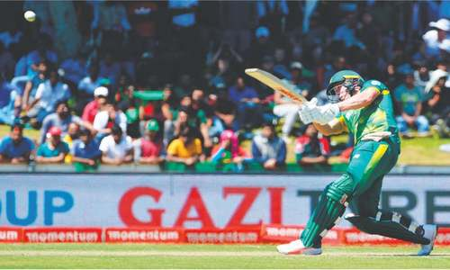 Devastating De Villiers leads Proteas to series triumph