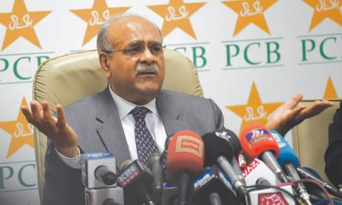 Holding 2018 PSL games in Karachi depends  on security: Sethi