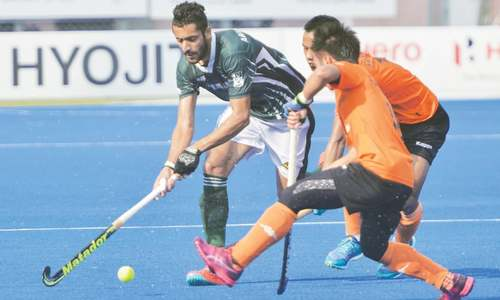 Pakistan lose five-goal thriller against Malaysia