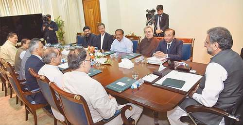 PM asks interior minister to address MQM-P grievances