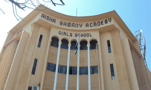 تنازع حل: عائشہ باوانی کالج 2019 تک سندھ حکومت کے سپرد