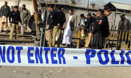 15 injured in grenade attack in Mastung