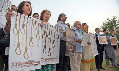 Editorial: Pakistan needs to review its position on the death penalty