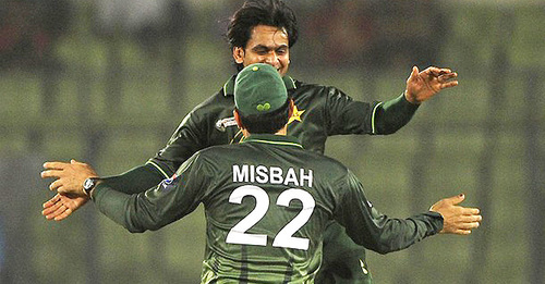 Misbah concerned for Hafeez