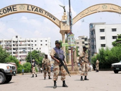 Lyari ringleader Chhotu killed in Malir 'encounter' with Rangers