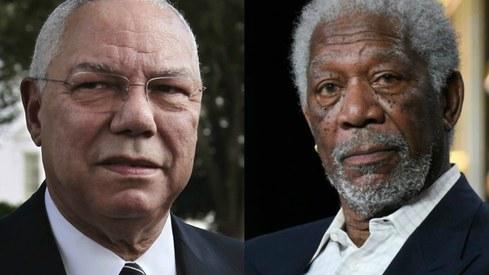 Morgan Freeman will play Colin Powell in upcoming biopic