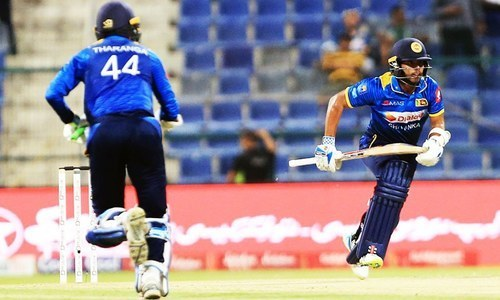 Fourth ODI: Debutant Shinwari strikes after Sri lanka chooses to bat