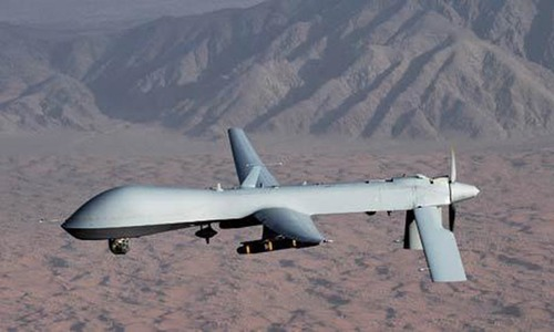 US drone strike targets al-Shabab after Somalia attack