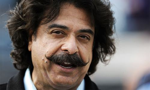 Pakistani-American billionaire Shahid Khan says jealousy drives Trump's attacks on NFL