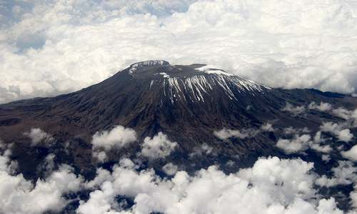 Scaling Mount Kilimanjaro was a combined test of skill and endurance