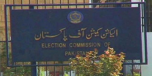 ECP issues notices to 352 dormant political parties