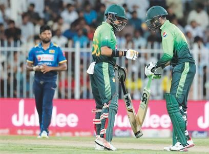 Hasan shines as Pakistan crush Sri Lanka