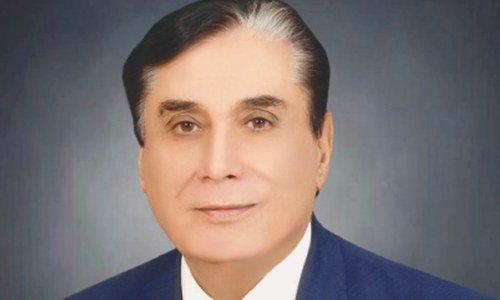 New NAB chief slams Shahbaz Sharif over graft charges