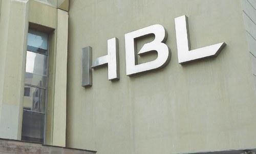 HBL profit drops 94pc after US penalty