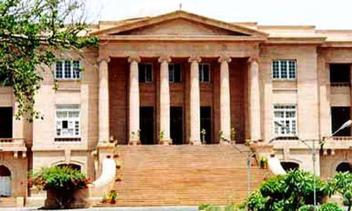 Govt removes 300 officials as per SHC's orders
