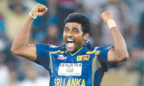 Perera to lead Sri Lanka in Pakistan T20 series as five senior players opt out
