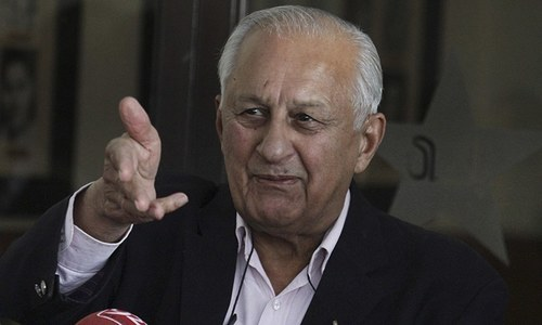 Shaharyar takes somersault to deny 'weak PCB case' statement