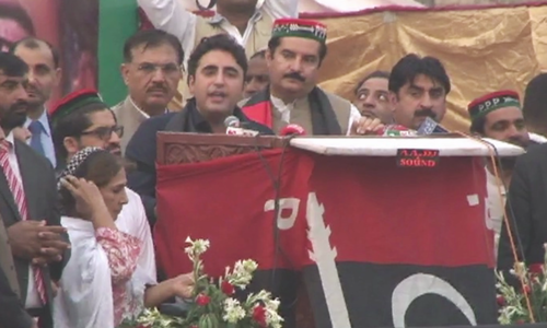 PTI, PML-N have polluted politics, claims Bilawal