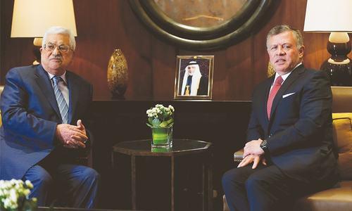 Jordan's king endorses Palestinian reconciliation deal