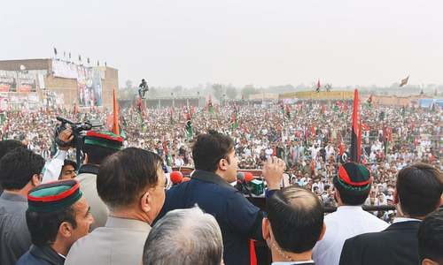 PML-N, PTI leaders involved in massive corruption: Bilawal