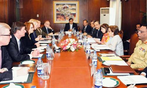 US, Pakistan re-engage in diplomatic, defence talks