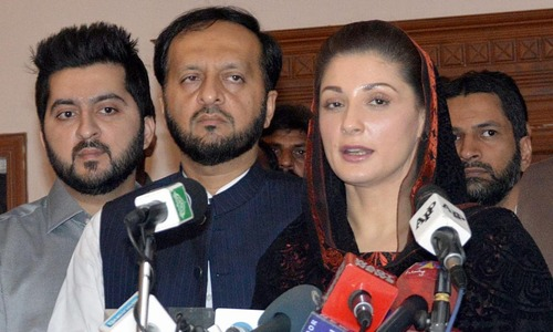 Will honour any role, responsibility 'given by party', says Maryam