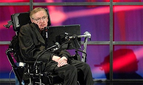 Cambridge website crashes after it put Stephen Hawking's PhD thesis online