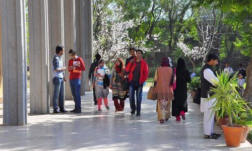 Pakistani universities neglect signs of extremism on campus