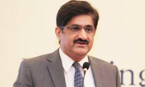 Sindh govt will not back off from its claim: CM Shah on Steel Mills' contested land