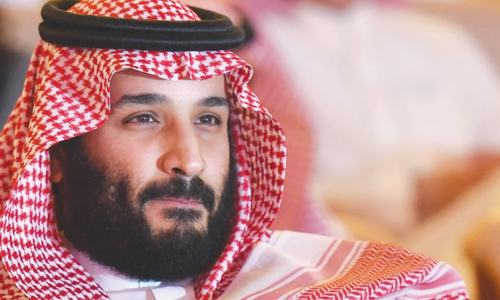 Saudi prince vows to turn kingdom into 'moderate' state