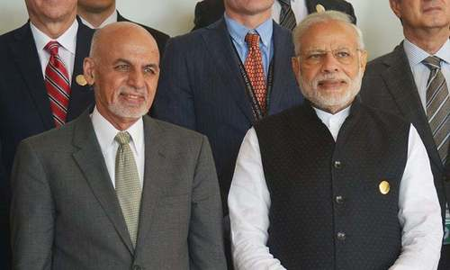 Modi, Ghani resolve to end terror