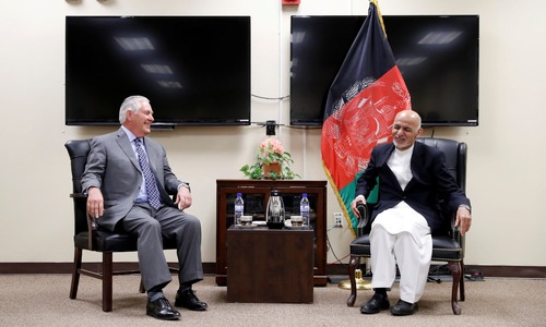 Afghans doctored photo to project positive image of Kabul's security