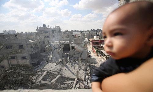 Qatar to fund new Palestinian govt HQ in Gaza