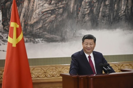China's Xi secures second term with no heir in sight