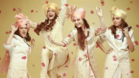 Sonam and Kareena's Veere Di Wedding will release on May 18, 2018