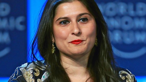 A claim of harassment stirs debate, draws Sharmeen Obaid Chinoy into focus