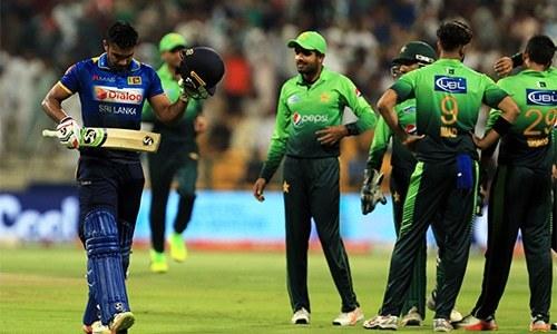 PAKISTAN BEAT SRILANKA SECOND T20 के लिए चित्र परिणाम