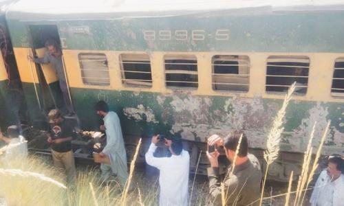 ANP leader killed, blast hits train in Balochistan attacks