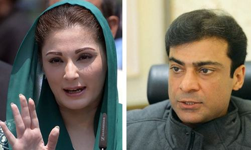 Maryam vs Hamza: the latest in the PML-N's exhilarating in-house duels